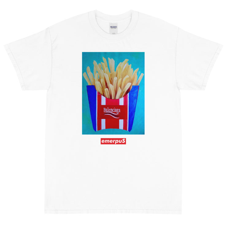 Fashion Fries T-Shirt (White)