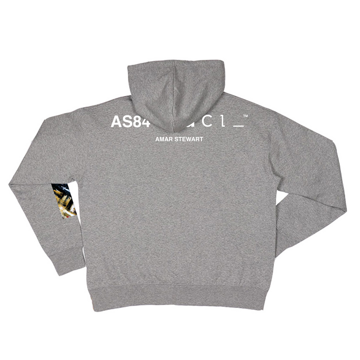 Mo Money Mo Problems Standard Hoodie (Grey)