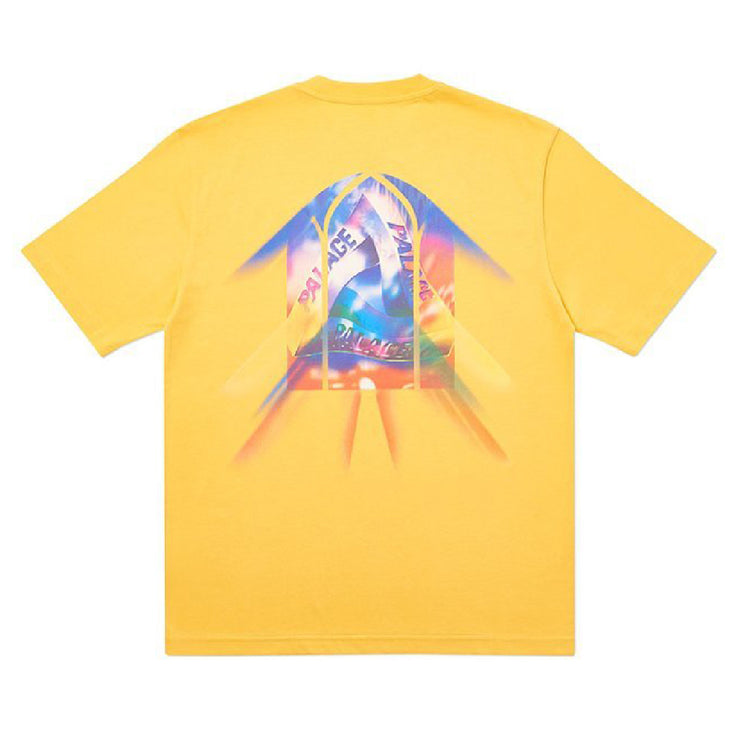 I Don't Skate On A Sunday T-Shirt (Yellow)