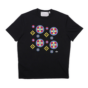 Pattern 1 T-Shirt (Black)