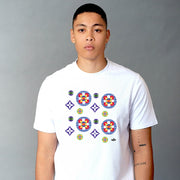Pattern 1 T-Shirt (White)