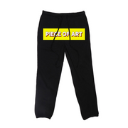 Piece of Art - His Lounge Pant (Black)