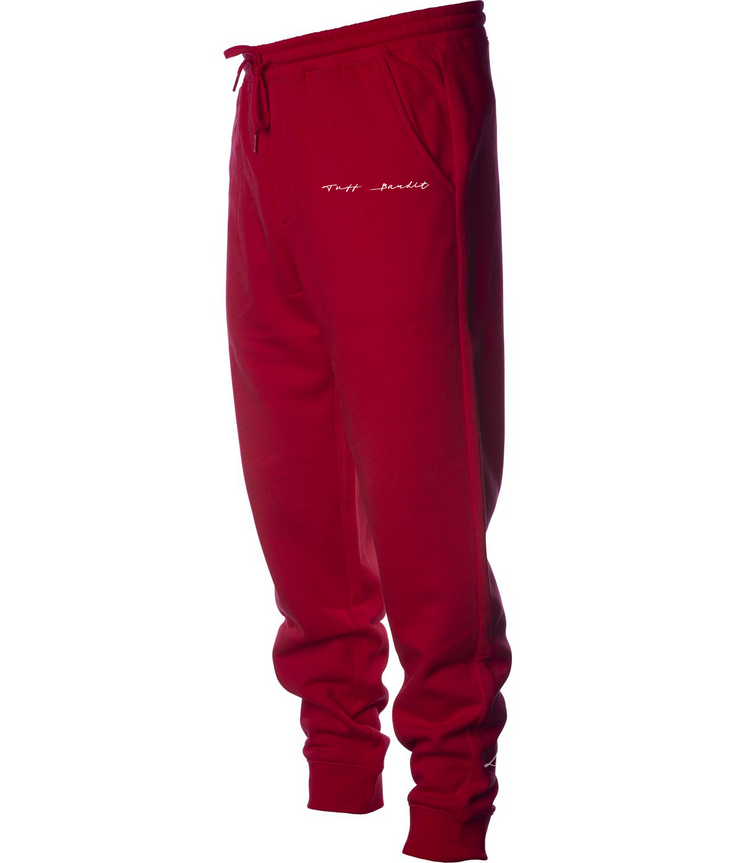 Land with Grace Lounge Pants (Red)