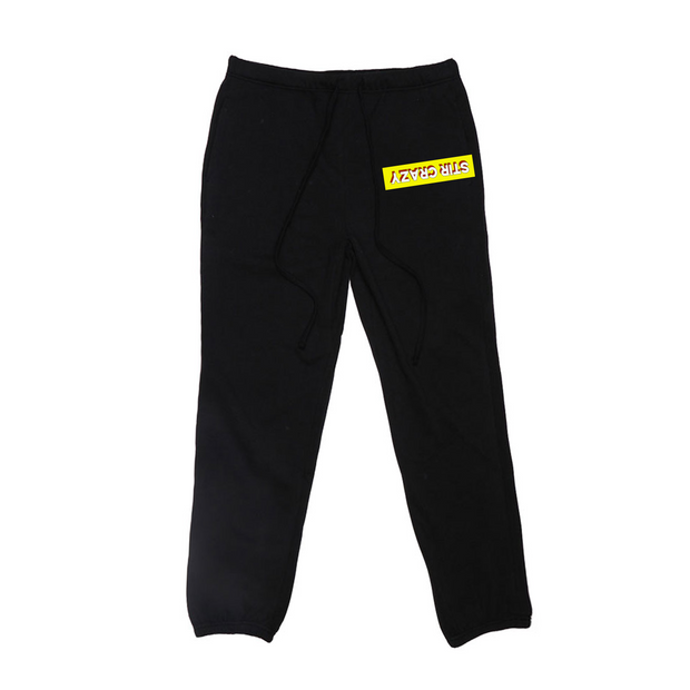 Stir Crazy Lounge Pant (Black)