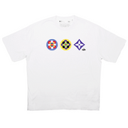 Three of a Kind T-Shirt (White)