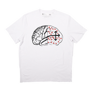 Love Sick Brain T-Shirt (White)