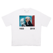The Lover's Homage T-Shirt (White)