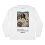 Moona Lisa Long Sleeve (White)