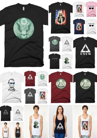 Unum Shirts – Fashionable Tees and Tanks for Men and Women