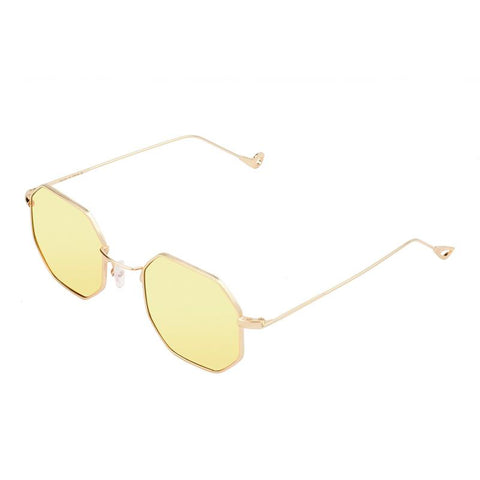 VINTAGE YELLOW SUNGLASSES