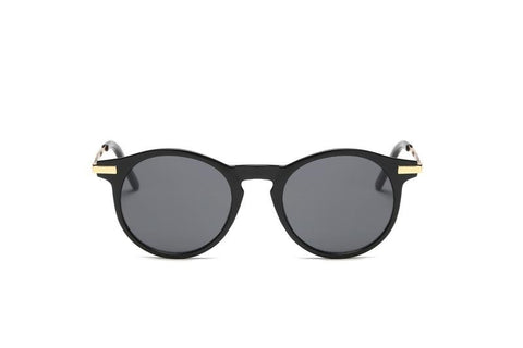 MODERN ROUND P3 GOLDEN ARMS - Unum Sunglasses