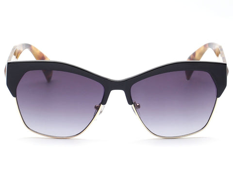 MODERN VINTAGE THICK FRAME CLUBMASTER SUNGLASSES - Unum Sunglasses