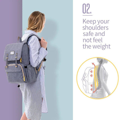 Best Diaper Bag Backpack, The best backpack diaper bag, BEST BACKPACK TO USE AS DIAPER BAG, Diaper backpack for mom and dad | I BABY CARRIER