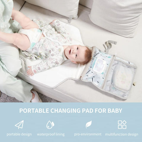 Best Changing Pad, Best baby changing pad, Best portable changing pad, TOP CHANGING PAD, SAFEST CHANGING PAD| I BABY CARRIER
