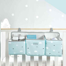 Load image into Gallery viewer, BABY INFANT CRIB HANGING STORAGE NURSERY ORGANIZER  - I BABY CARRIER