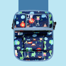 Load image into Gallery viewer, Car Organizer For Baby, 	Storage bag for car seat, BABY CAR SEAT ORGANIZER, BEST Car Seat Organizer With Tray | I BABY CARRIER