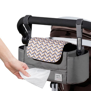 Portable diaper bag for stroller – I BABY CARRIER