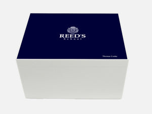 Reed's School Memory Wood Box - A4 Chest - Personalised