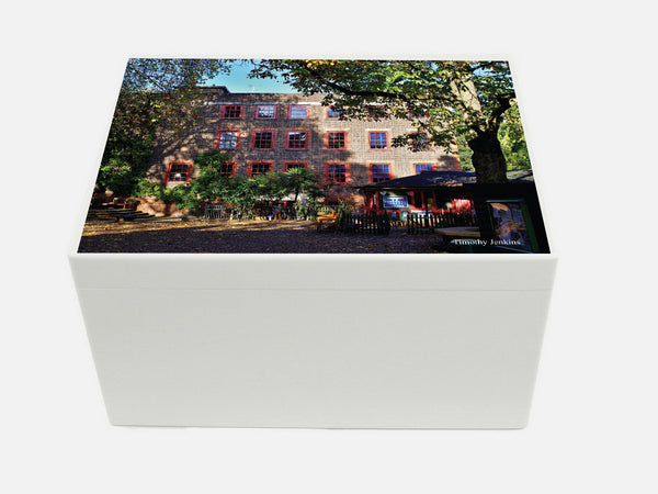 Kew Green Preparatory School Memory box - A4 Chest - School Photo