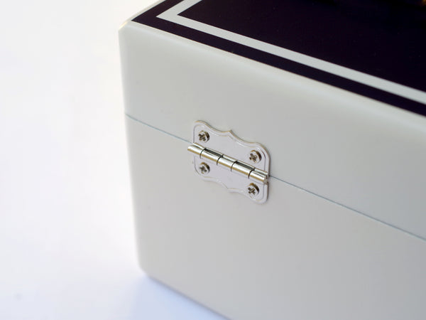 Small White Trinket / Presentation/ Gift Box