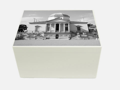 Chiswick House - A4 Chest wood box