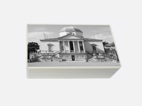 Chiswick House - Rectangle Jewellery wood box