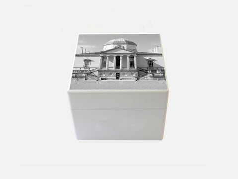 Chiswick House  Keepsake Box -  Small Square box