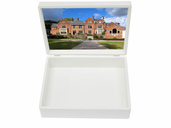 Holy Cross Prep School Memory Wood Box - A4 box - Personalised