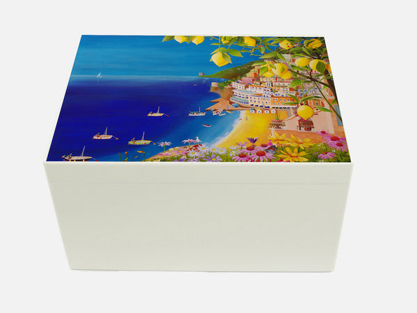 Fine Artwork on a box  -  5 Premium box sizes