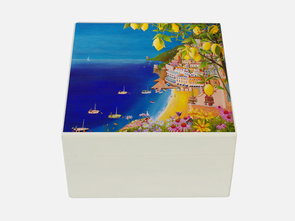 Your Artwork on a box  -  5 Premium box sizes
