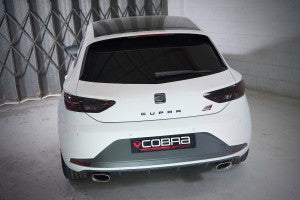 Seat Leon Cupra 280 Performance Exhaust