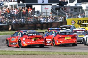 AmDTuning with Cobra Exhausts - BTCC Rockingham