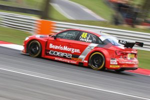 Ollie Jackson - BTCC Brands Hatch 2017