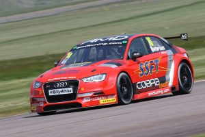 AmDTuning with Cobra Exhausts SSFT at Thruxton