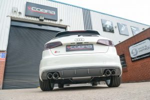 Audi S3 Sportback Performance Exhausts