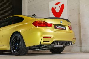 BMW M4 Cobra Sport Exhausts