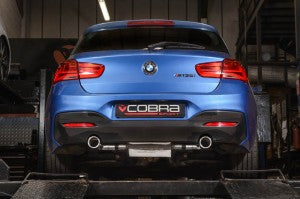 BMW M135i Cobra Sport Exhaust