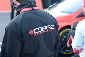Cobra Sport on Grid at Silverstone BTCC
