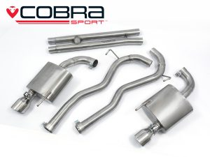 Cobra Mustang GT Cat Back Performance Exhaust