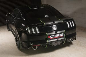 Ford Mustang GT V8 Cobra Exhaust