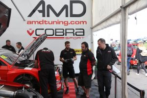 AmDTuning with Cobra Exhausts - BTCC Snetterton