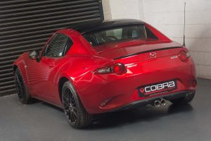Mazda MX-5 (ND) Centre Exit Performance Exhaust