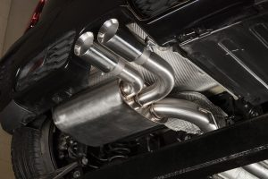 Mini Cooper S F56 LCI GPF Back Exhaust