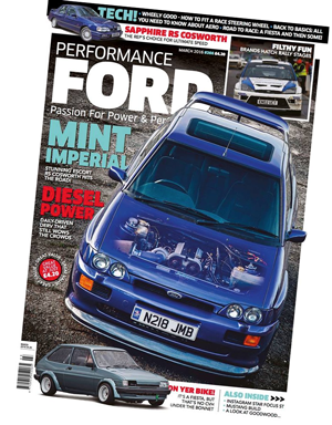 Performance Ford Magazine - March 2016