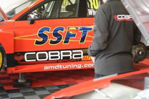 AmDTuning with Cobra Exhausts - Media Day 2017 SSFT