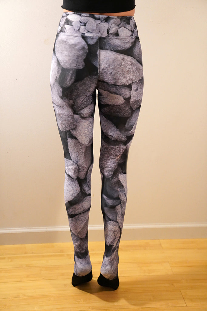 Yoga Leggings Galactic Stone Series 45