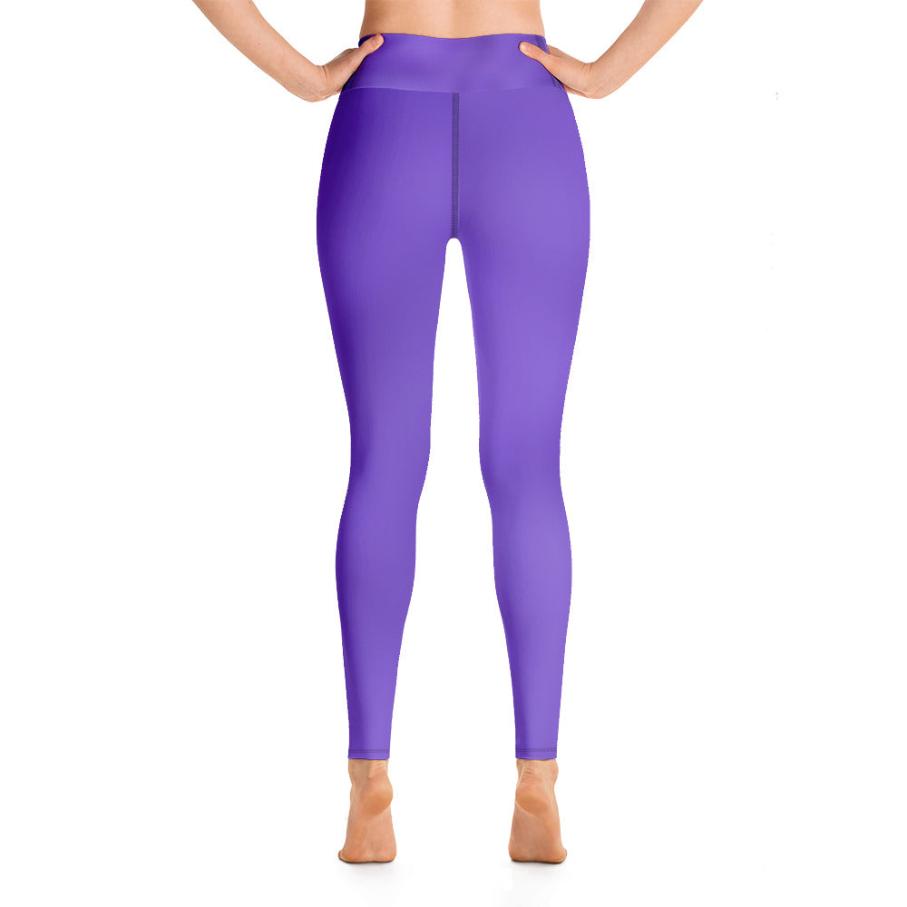Yoga Leggings Galactic Blur Series 3