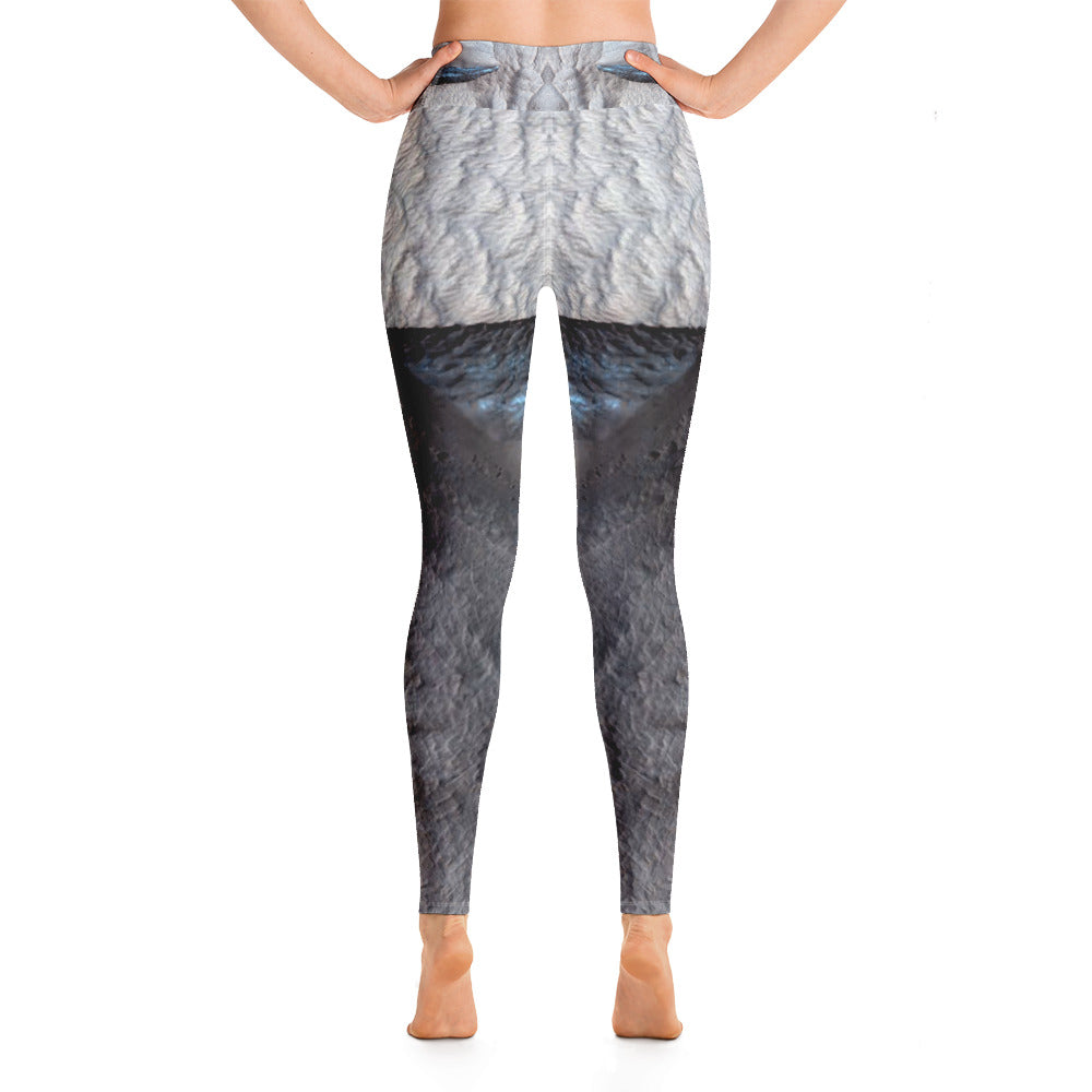 Yoga Leggings Galactic Ancestor NASA Series 1