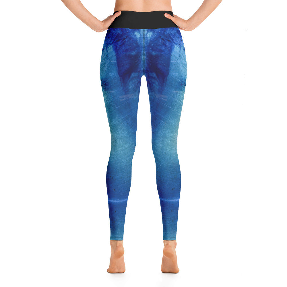 Yoga Leggings Ice Ancestor Series 37