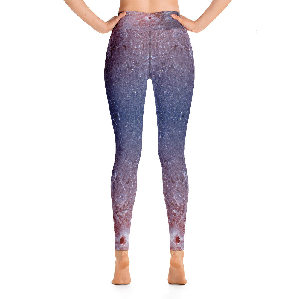 Yoga Leggings Ice Ancestor Series 14